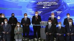 Kuzey Marmara Otoyolu'nun 7. Kesimi de Açıldı