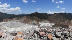 """""""Dikili'deki Altın Madeni Kapasite Artışı Oldubittiye Getiriliyor"""""""