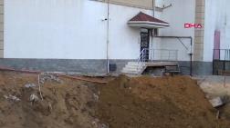 Pendik'te İstinat Duvarı Çöken Bina Boşaltıldı