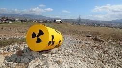 """""""İzmir'de 500 Bin Tondan Fazla Nükleer Atık Var"""""""