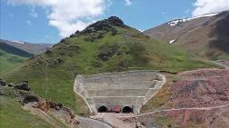 Eğribel Tüneli Virajları Bertaraf Edip Yolu Kısaltacak