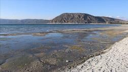 Bakanlıktan, Salda Gölü'ndeki Renk Değişikliğine İlişkin Açıklama