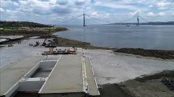 Çanakkale Köprüsü İnşaatında Yol Yapımına Başlanıyor