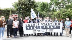 Cebeci Stadyumuna Destek Artıyor