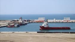 Filyos Limanı Cuma Günü Hizmete Açılacak