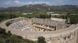 Aspendos'un UNESCO Kalıcı Listesine Alınması için Çalışma Yürütülüyor