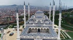 Çamlıca Camisi için İBB'nin Harcadığı Tutar Ortaya Çıktı