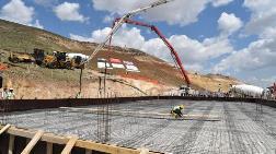 TMSF, Ağrı'daki Altın Madeninin Temelini Attı