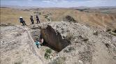 Van'da Urartular Dönemine Ait Kale Kalıntısı Bulundu