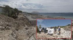 Bozcaada'da Doğa Tahribatına Tepki