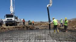 Çat'ta Depremzedelere Çelik Konstrüksiyonlu Evler Yapılacak