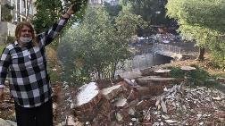 'Dere Islahı' Gerekçesiyle Yıkılan Gecekonduların Yerine Site Yapıldı