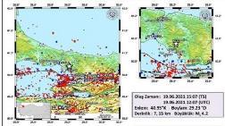 İ.Ü. Cerrahpaşa'dan Kartal Depremine İlişkin Ön İnceleme Raporu