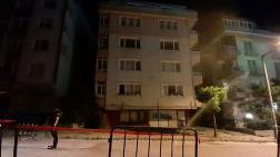 Avcılar'da Kolonu Çatlayan Bina Tahliye Edildi