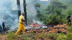 Muğla'da 12 Günde 48 Orman Yangını Çıktı