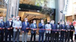 Seranit, Adana Mağazasını Hizmete Açtı