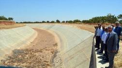 10 Yıl Önce Yapılan Su Kanalı Kullanılamıyor