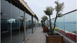 CVK Park Bosphorus Hotel Terasında SurPlot Sistemleri Kullanıldı