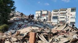 İzmir'de Deprem Master Planı Toplantısı Yapıldı