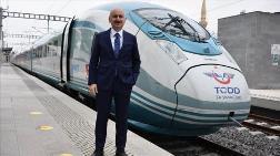 Konya-Karaman Hızlı Tren Hattı'nda Sona Gelindi