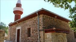600 Yıllık Güzelköy Camisi'nin Restorasyonu Tamamlandı