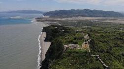 Karadeniz'in Tek Antik Kentinde İnşaatın Önü Açıldı
