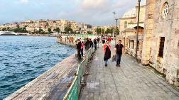 Şemsi Paşa Camii Önündeki Platform Kullanılamaz Hale Geldi