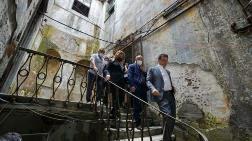 İBB Tarihi Yapıyı İstanbul'a Kazandıracak