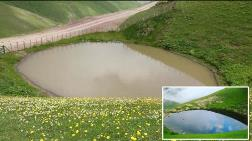 Dipsiz Göl, 'Çamur Göl' Oldu