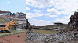 Cebeci Stadyumu'nun Yıkımına Yürütmeyi Durdurma Kararı