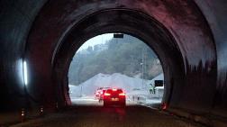 Zigana Tüneli'nin Yüzde 89'u Tamamlandı