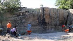 2700 Yıllık Anıt Gün Yüzüne Çıkarılıyor