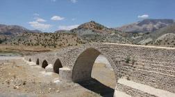 Restore Edilen Tarihi Köprü, Sular Altında Kalacak