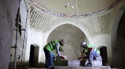 454 Yıllık Behrampaşa Hamamı Restore Ediliyor