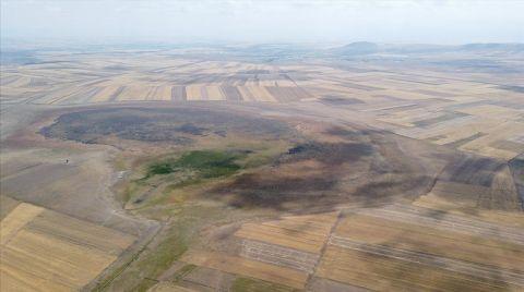 Ramsar Sözleşmesi Kapsamında Korunan Kuyucuk Gölü Kurudu