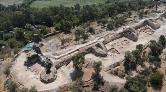 Akyaka'daki Tarihi Kale Surları Gün Yüzüne Çıkıyor