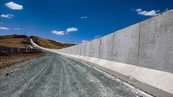 İran Sınırı Modüler Duvarla Daha Güvenli Olacak