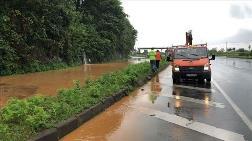 Rize'de Yoğun Yağış Beklenen Bölgelerde 112 Hane Tahliye Edildi