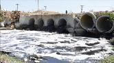 Atık Sularını Çorlu Deresi'ne Deşarj Eden 71 İşletmeye Ceza