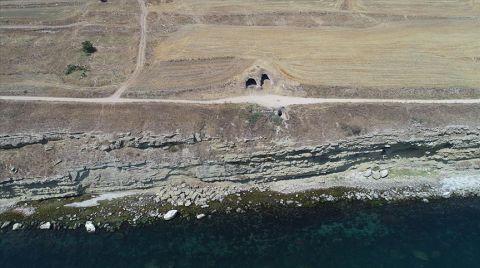 Perinthos Antik Kenti'ndeki Tiyatro Alanı Gün Yüzüne Çıkarılacak