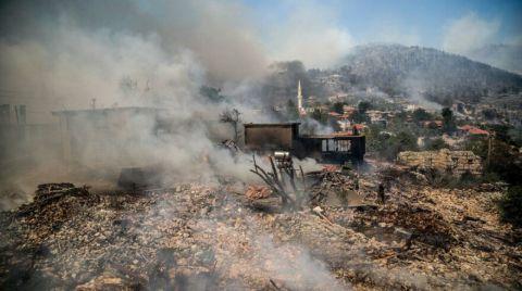 Yangınlar Sürerken Çıkan Kanun Tartışılıyor