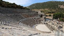 Efes Tiyatrosu 3 Yıl Aradan Sonra Kapılarını Sanata Açıyor