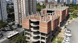 Ataşehir'de Hayalet Bina