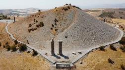 2 Bin Yıllık Karakuş Tümülüsü'nün Tomografisi Çekiliyor