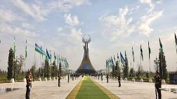 Özbekistan'ın 30. Yıl Anıtı'nın Açılışı Yapıldı