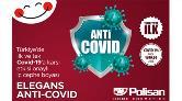Polisan'dan Elegans Anti-Covid