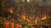 Yanan Bölgelerde Yeni Tehlike Sel
