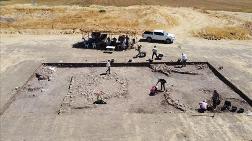 Domuztepe'de 7500 Yıllık Yerleşim Yeri Tespit Edildi