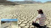 Kuraklık Nedeniyle Zernek Baraj Gölü Taban Seviyeye İndi