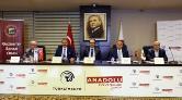TÜRKÇİMENTO Anadolu Buluşmaları'nın Beşincisi Gaziantep'te Yapıldı